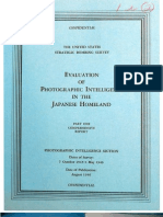 USSBS Report 98, Evaluation of Photographic Intelligence in the Japanese Homeland, Part1, Comprehensive Report, OCR