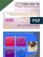 Concepção de Gestão escolar e eleição de diretores da escola pública do Paraná_PARTE I