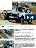 348 Documentation Complete Lada Niva 2