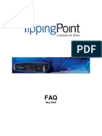 Tipping Point Tac Faq