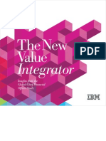 The New Value Int Re Gator IBM CFO Report