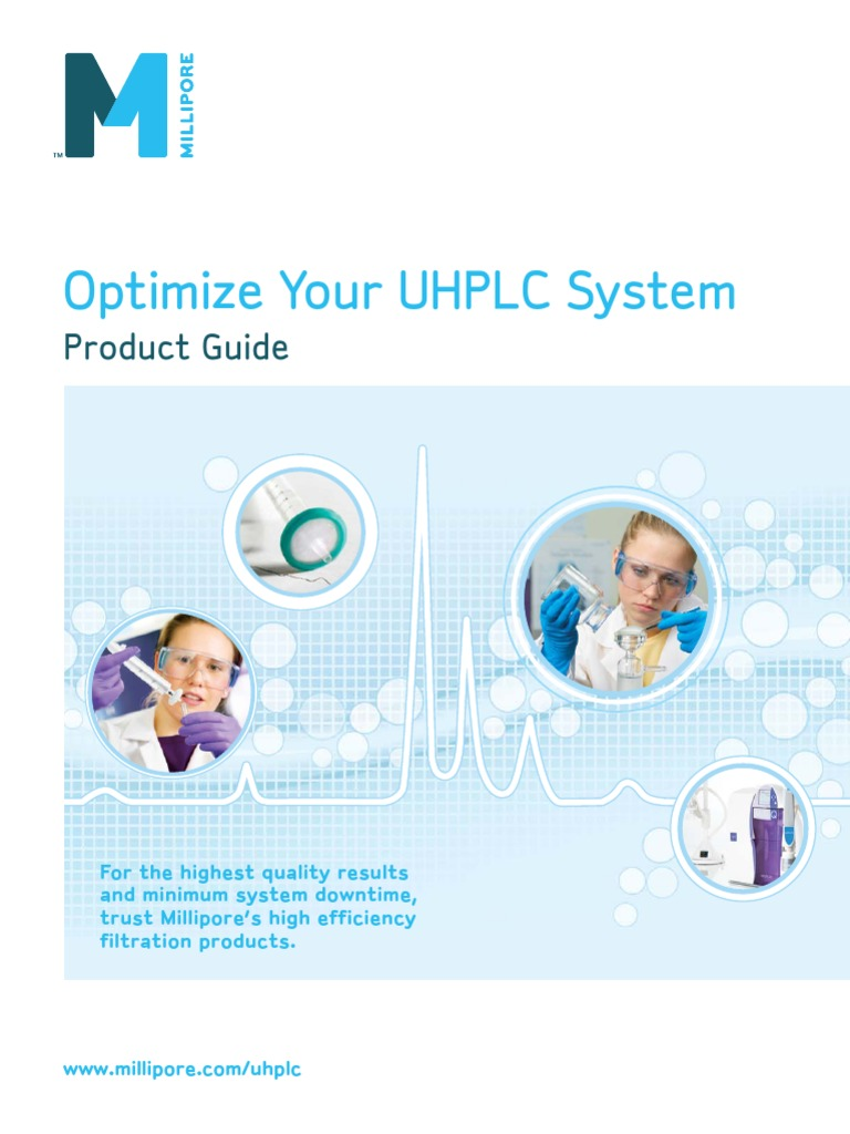 Optimize your UHPLC System Product Guide | High Performance