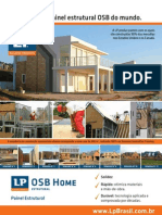LP OSB Home Plus Estrutural