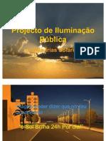 Projecto de Iluminação Pública