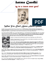 2 Gandhi Poster