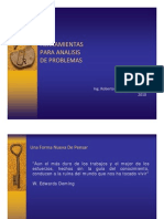 Herramientas Estadísticas RH-2010-1