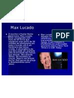 13 Max Lucado