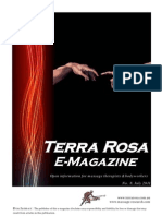 Terra Rosa E-magazine, Issue 8, July 2011