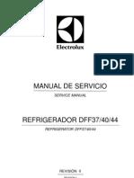 Manual Electrolux