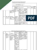 Ejemplo de Planeacion Con El Formato Estatal