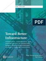 Toward Better Infrastructure