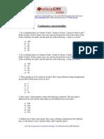 Probability-Practice - Good Ones