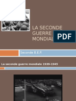 La Seconde Guerre Mondiale Version Online