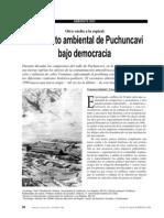 Conflictos Ambientales de Puchuncavi Bajo Democracia