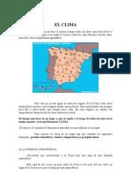 Climas Del Peru
