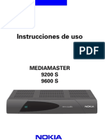 Manual Del Usuario 9200S-9600S