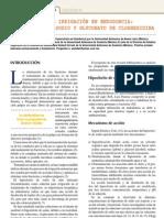 Articulo Cloro y Clorhexidina.. Revision Bibliografica