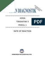 Naskah Murid Modul 1-Rate of Reaction