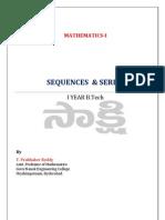 MathematicsUnit-I