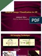 Medical Image Visualization in 3D