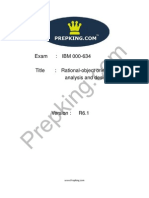 Prepking 000-634 Exam Questions