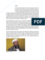 Biografia de Osama Bin Landen