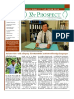 The Ifl Prospect Vol3 Issue2 2011