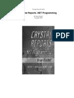 Crystal Reports .NET Programming
