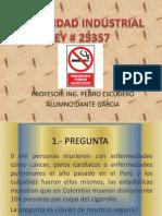 Dante Garcia Ley 25357