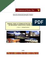 Manual de Invent a Rio Oct2006 Categorizacion