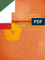 IUS Final Evaluation UNZA