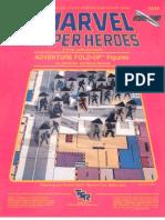 Marvel Super Heroes Adventure Fold-Up Figures