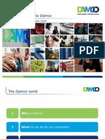 Damco Company Presentation