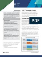 vSphere 5 SMB Solution Brief