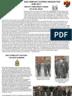 591st June Newsletter