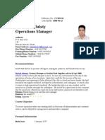 KED CV