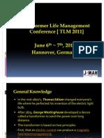 TLM2011 Presentation
