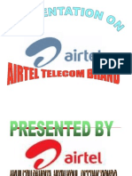 Airtel. to Show