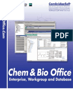 Chem Office Enterprise 2006