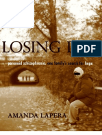 LOSING DAD, the true account of a family's experience with mental illness