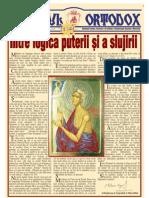 Argesul Ortodox nr.499