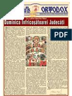 Argesul Ortodox nr.493