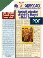 Argesul Ortodox nr.482