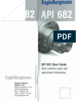 API682 Seal Plan Burgmann