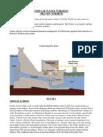 Impulse Water Turbines Pelton