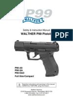 Walter p99