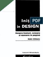 Initiere in Design