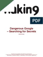 DangerousGoogle-SearchingForSecrets