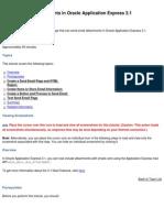 Apex Email