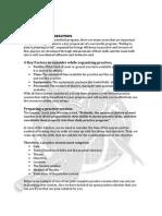 Practice Organization Web